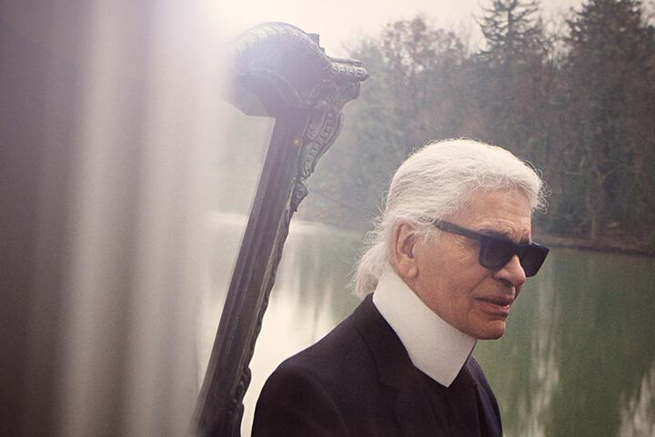 Karl Lagerfeld – Chanel Métiers d' art Salzburg
