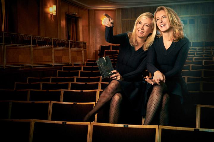 Maria Furtwängler & Judith Milberg