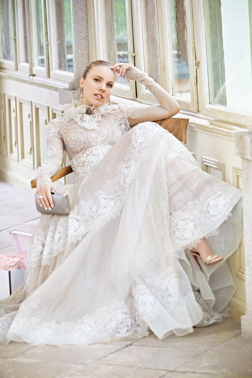 Victoria Swarovski for BUNTE Magazine
